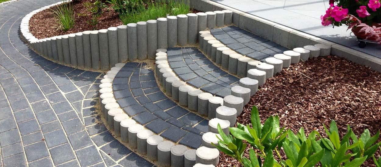 Pflasterarbeiten  Mastell - kreative Gartengestaltung - Uelzen